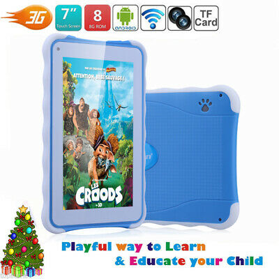 7 Inch Kids Tablet Pc Android Wifi Duad Core 8gb Children Child Education Gift