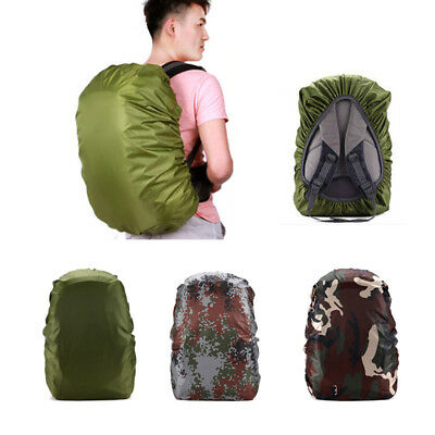 Dust Rain Cover Waterproof Bag for Backpack Rucksack Traval Camp Hiking 45-80L