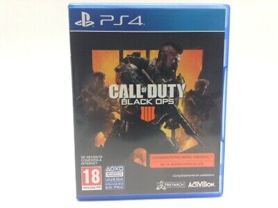 Juego Ps4 Call Of Duty: Black Ops 4 Ps4 4549449