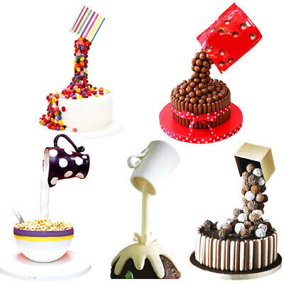 Pop Plastic Cake Stand Support Structure Practical Fondant DIY Baking Tools -WR5