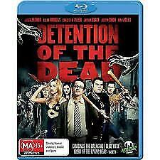 Detention Of The Dead Blu Ray - New & Sealed Zombies, Splatter, Monster Pictures