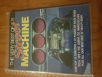The Very Best Of Street Machine No 1 - Free Postage