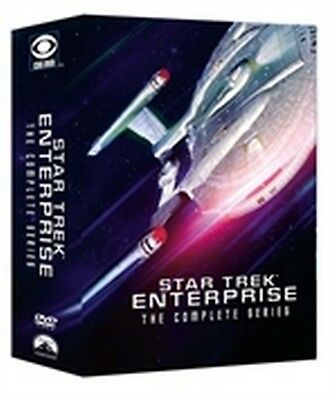Star Trek: Enterprise - Stagioni 1-4 (27 DVD)