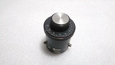 [Used] WEINSCHEL / 910-20-11 / SMA Variable Attenuator, DC-4.2GHz, 20dB
