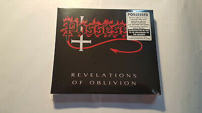 POSSESSED - Revelations of Oblivion - CD SLIPCASE - NEW ALBUM