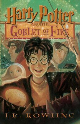 Harry Potter: Harry Potter and the Goblet of Fire Vol. 4 by J. K. Rowling...