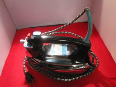Vintage 1960's Ge General Electric Variable Power Spray Iron H1F101