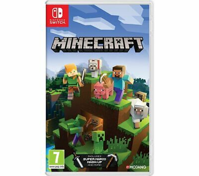 NINTENDO SWITCH Minecraft - Currys