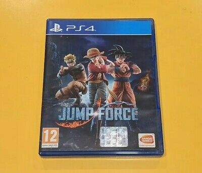 Jump Force  GIOCO PS4 IN ITALIANO