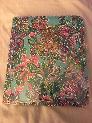 NWT Lilly Pulitzer Shorely Blue Exotic Escapade Travel Journal  Free Shipping