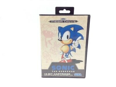 Sonic The Hedgehog Sega Mega Drive 4551386