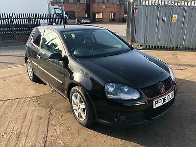 2006 Volkswagen Golf mk5 gt tsi 1.4 petrol 6 speed manual And Extras- GTI Bumper
