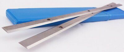Delta 22-562 317 x 12.2 x 1.5mm HSS Double Edged Disposable Planer Blades 1 Pair