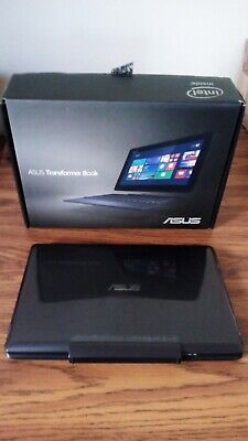 Asus Transformer Book 10.1-inch 64GB HDMI 2-in-1 Touch Laptop/Tablet T100T WIN10
