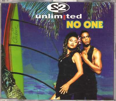 2 Unlimited - No One - CDM - 1994 - Eurodance 3TR Scorpio Music France