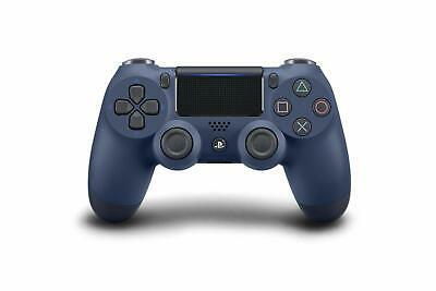 Sony Dualshock 4 Midnight Blue V2 Ps4 Edizione Limitata Controller Playstation 4