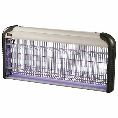 36W Industrial Electric Insect Killer Bug Fly Zapper Trap Uv Tube Chain
