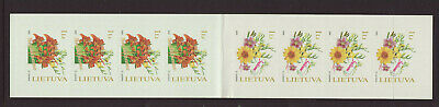 Lithuania 2005 MNH - Greetings Stamps - booklet of 8 stamps