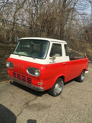 1962 Ford Other Pickups  1962 Ford Econoline Pickup Truck