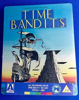 Time Bandits - Steelbook Edition Blu-ray