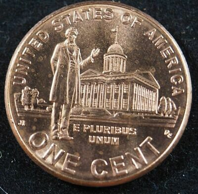 2009 D Lincoln Professional Life ANACS MS 65+ RD Cent (BU) Penny