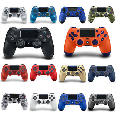 * 2019 new Sony DualShock PS4 Wireless Bluetooth Controller for PlayStation 4 2