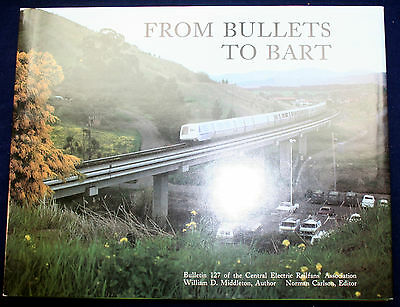 From Bullets to BART CERA #127 50th anniversary commemorative trolley streetcar