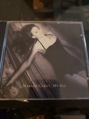 Mariah Carey My All Promo Mixes Single