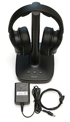 Sony WH-L600 Wireless Digital Surround Overhead Headphones WHL600 Black