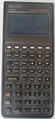 Calculatrice HP 48SX RPN