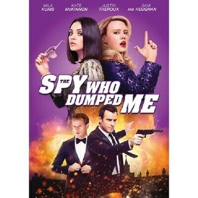 The Spy Who Dumped Me (DVD, 2018)