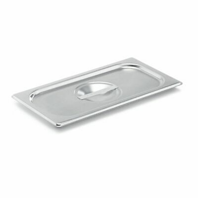 Vollrath 75130 Super Pan V S/S 1/3 Size Solid Cover