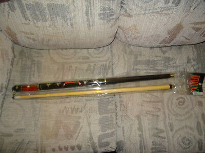Metallica  Pool Cue With Floating Eyeball Factory Sealed (2003)