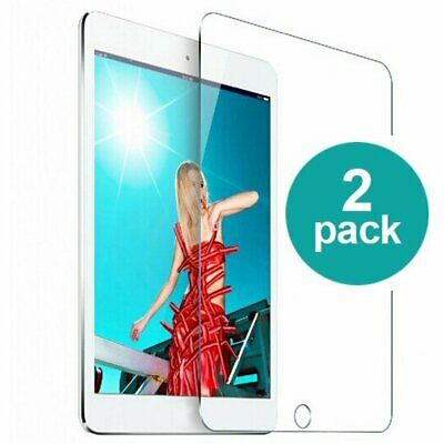 Real Tempered Glass Film Screen Protector For Apple iPad Pro 11 (2018)