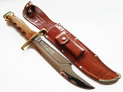 African Hunter by Carl Schlieper Solingen for PIC Fist 3 Arrows Jagd Bowie knife