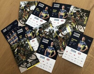 Wielrennen - Cyclisme - Cycling : Serie ELKOV AUTHOR 2019 compleet