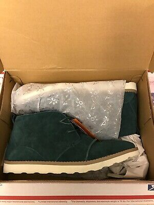 357b9ce83 NEW w  Box Dije California Mens Size 10 M Indio Boot Shoes CM1520 FOREST  Green