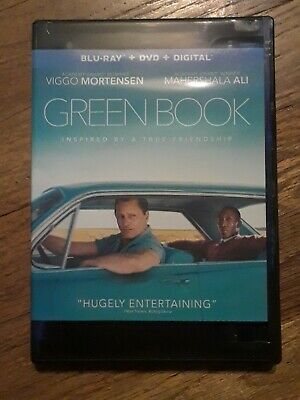 Green Book(2018) DVD only