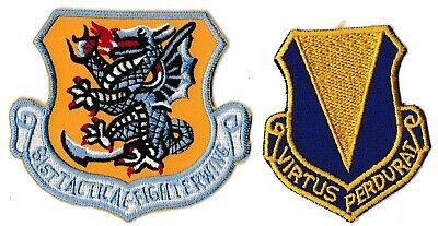 PATCH USAFE Wing