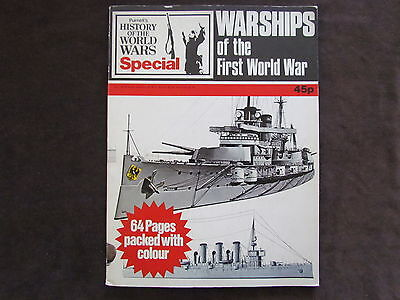 Germany Navy Ship Book Warships Of The First World War - Fotos