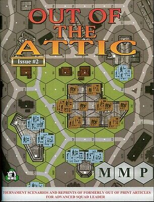 Out of the Attic Issue #2 (New)