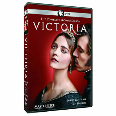 Victoria - The Complete Second Season 2 (DVD, 2018, 3-Disc Set) free shipping