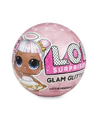 lol surprise doll Glam Glitter Glam series big sister Ball l.o.l Series 2 Wave 1