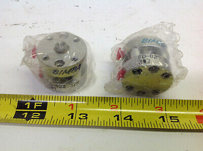 (1 lot 2pcs) Bimba F0-020-  .375 Cylinders (#857-5)