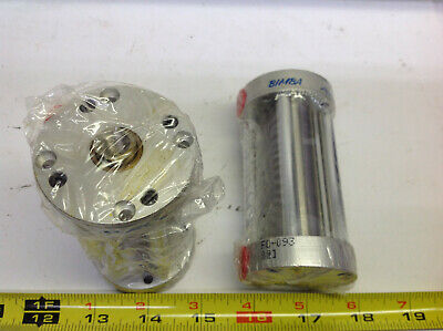(1 lot 2pcs) Bimba F0-093 Cylinders (#856-20)
