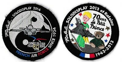 Patch Solo Display Rafale