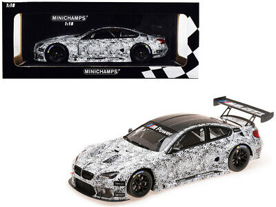 BMW M6 GT3 Presentation SPA 2015 Limited Edition to 504 pieces Worldwide 1/18 Di