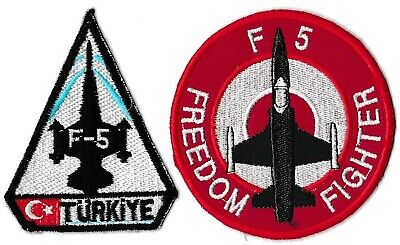 PATCH F5 Turkish air force