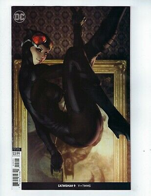 CATWOMAN # 9 (DC Universe, ARTGERM VARIANT, May 2019) NM NEW