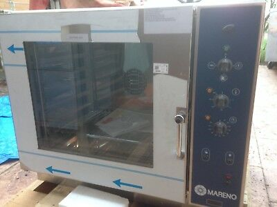 Commercial 10 tray Combi, steam, Oven